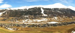 Archiv Foto Webcam Livigno: Skiort und Mottolino Fun Mountain 08:00