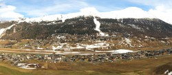 Archiv Foto Webcam Livigno: Skiort und Mottolino Fun Mountain 10:00