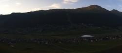 Archived image Webcam Livigno - Mottolino Fun Mountain 00:00