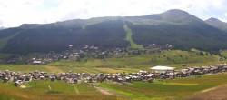 Archived image Webcam Livigno - Mottolino Fun Mountain 04:00