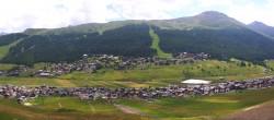 Archived image Webcam Livigno - Mottolino Fun Mountain 06:00
