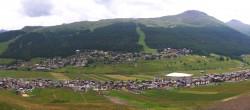 Archived image Webcam Livigno - Mottolino Fun Mountain 08:00