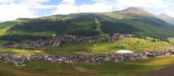 Archived image Webcam Livigno - Mottolino Fun Mountain 10:00