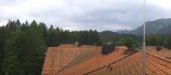Archiv Foto Webcam Grainau - Hotel am Badersee 02:00