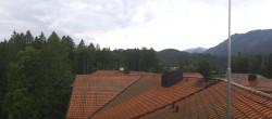 Archiv Foto Webcam Grainau - Hotel am Badersee 04:00