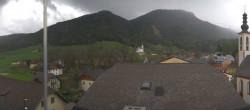 Archiv Foto Webcam Grosseck-Speiereck: Mauterndorf - Hotel Binggl 10:00