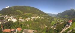 Archiv Foto Webcam Bad Gastein - Hotel Schillerhof 04:00