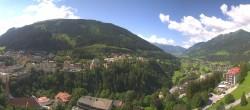 Archiv Foto Webcam Bad Gastein - Hotel Schillerhof 08:00