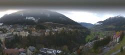 Archived image Webcam Bad Gastein - Graukogel 11:00