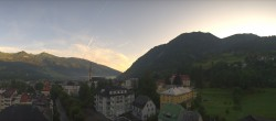 Archived image Webcam Panoramic view Bad Hofgastein 00:00