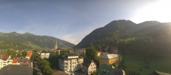 Archived image Webcam Panoramic view Bad Hofgastein 02:00