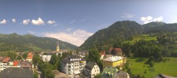 Archived image Webcam Panoramic view Bad Hofgastein 04:00