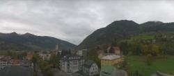 Archiv Foto Webcam Panorama Bad Hofgastein 10:00