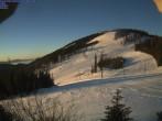 Archiv Foto Webcam Mt Spokane Ski Area - Bergstation 02:00