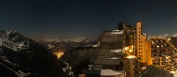 Archiv Foto Webcam Portes du Soleil - Panorama Avoriaz 18:00