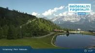 Archived image Webcam Reiteralm - Reservoir ski resort 05:00