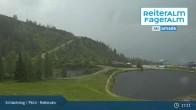 Archived image Webcam Reiteralm - Reservoir ski resort 11:00