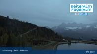 Archived image Webcam Reiteralm - Reservoir ski resort 21:00