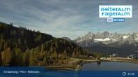 Archived image Webcam Reiteralm - Reservoir ski resort 09:00