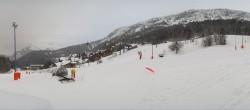 Archiv Foto Webcam Alpe d'Huez - Oz en Oisans Tellerlift 02:00
