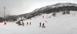 Archiv Foto Webcam Alpe d'Huez - Oz en Oisans Tellerlift 04:00