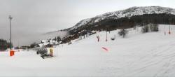 Archiv Foto Webcam Alpe d'Huez - Oz en Oisans Tellerlift 08:00