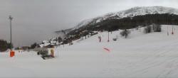 Archiv Foto Webcam Alpe d'Huez - Oz en Oisans Tellerlift 10:00