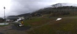 Archiv Foto Webcam Alpe d'Huez - Oz en Oisans Tellerlift 09:00