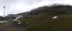 Archiv Foto Webcam Alpe d'Huez - Oz en Oisans Tellerlift 11:00