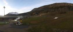 Archiv Foto Webcam Alpe d'Huez - Oz en Oisans Tellerlift 19:00