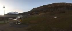 Archiv Foto Webcam Alpe d'Huez - Oz en Oisans Tellerlift 21:00
