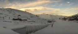 Archived image Webcam Les 3 Vallées - Base station Val Thorens 02:00
