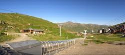 Archiv Foto Webcam Les 3 Vallées - Talstation Val Thorens 02:00