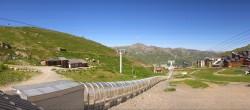Archiv Foto Webcam Les 3 Vallées - Talstation Val Thorens 04:00
