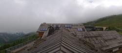 Archived image Webcam Valloire - Top station Crêt de la Brive 04:00