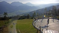 Archived image Webcam Hauser Kaibling (Styria) - Downhill Höfi Express 02:00