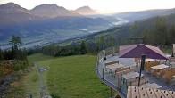 Archiv Foto Webcam Hauser Kaibling (Steiermark) - Höfi Express Abfahrt 02:00