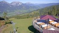 Archiv Foto Webcam Hauser Kaibling (Steiermark) - Höfi Express Abfahrt 10:00