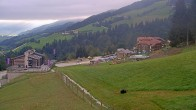 Archived image Webcam Hauser Kaibling, Schladming-Dachstein - View from valley station Höfi Express I 02:00