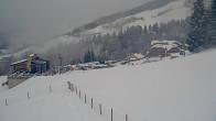 Archiv Foto Webcam Hauser Kaibling, Schladming-Dachstein - Blick von Talstation Höfi Express I 08:00