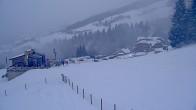 Archiv Foto Webcam Hauser Kaibling, Schladming-Dachstein - Blick von Talstation Höfi Express I 10:00