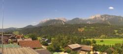 Archiv Foto Webcam 360 Grad Panorama - Hotel Herrschaftstaverne, Haus im Ennstal 11:00