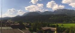 Archiv Foto Webcam 360 Grad Panorama - Hotel Herrschaftstaverne, Haus im Ennstal 15:00
