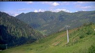Archived image Webcam Riesneralm - Slope Nr. 9 and chairlift Panorama 10:00