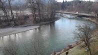 Archiv Foto Webcam Marquartstein: Tiroler Achen bei Wuhrbichl 02:00