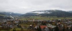 Archiv Foto Webcam Radstadt: Blick auf den Ort 01:00