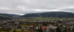 Archiv Foto Webcam Radstadt: Blick auf den Ort 05:00