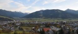 Archiv Foto Webcam Radstadt: Blick auf den Ort 11:00