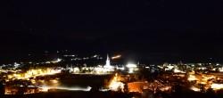 Archiv Foto Webcam Radstadt: Blick auf den Ort 18:00