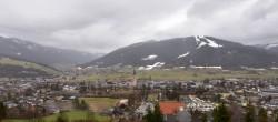 Archiv Foto Webcam Radstadt: Blick auf den Ort 06:00